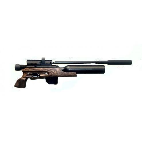 Пневматическая винтовка Jager (Егерь) SP Карабин 6,35 мм колба (со складным прикладом)