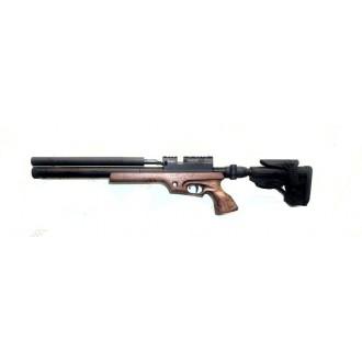 Пневматическая винтовка Jager (Егерь) SPR Карабин 6,35 мм колба (со складным прикладом)