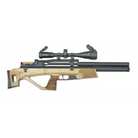 Jaeger (Егерь) SPR Булл-пап 6.35 мм (орех) с интегрированным модератором