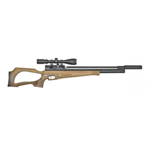 Пневматическая винтовка Jager (Егерь) SP NEW 5.5мм (орех)