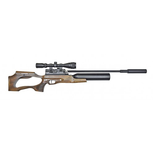 Пневматическая винтовка Jager (Егерь) SP NEW Pro 5.5 мм (орех)