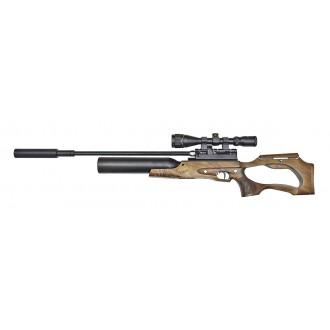 Пневматическая винтовка Jager (Егерь) SP NEW Pro 6.35 мм (орех)