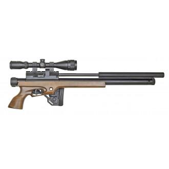 Пневматическая винтовка Jager (Егерь) SP Tactic (орех) 6.35 мм