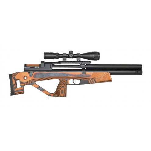Пневматическая винтовка Jager (Егерь) SPR BullPup 5.5 мм оранжевый