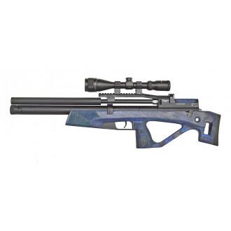 Пневматическая винтовка Jager (Егерь) SPR булл-пап 6.35 мм синий