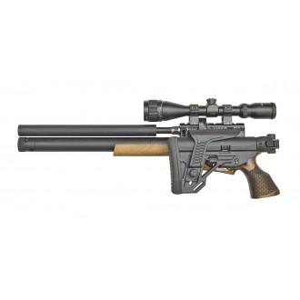 Пневматическая винтовка Jager (Егерь) SPR Compact (орех) 5,5 мм