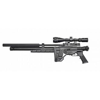Пневматическая винтовка Jager (Егерь) SP Tactic металлическое ложе 550 мм полигонал 5.5 мм
