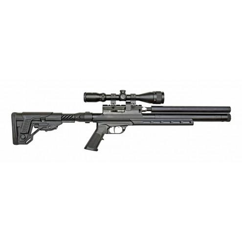 Пневматическая винтовка Jager (Егерь) SPR Tactic металлическое ложе 292 мм 5.5 мм