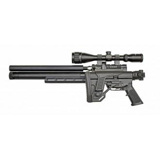 Пневматическая винтовка Jager (Егерь) SPR Tactic металлическое ложе 292 мм 6.35 мм