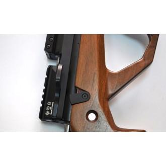 Пневматическая винтовка Jager (Егерь) SPR булл-пап 6,35 мм