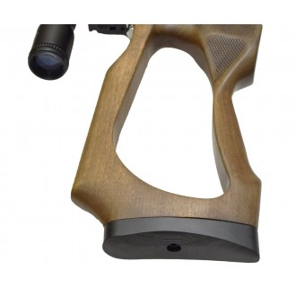 Пневматическая винтовка Jager (Егерь) SP Карабин 6.35 мм с полигональным стволом