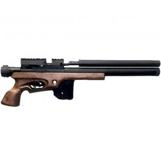 Пневматическая винтовка Jager (Егерь) SPR Карабин 292 мм 6.35 мм складной приклад