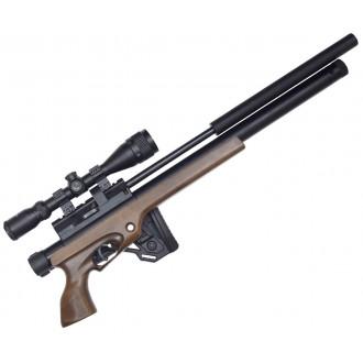 Пневматическая винтовка Jager (Егерь) SP 5.5 мм складной приклад