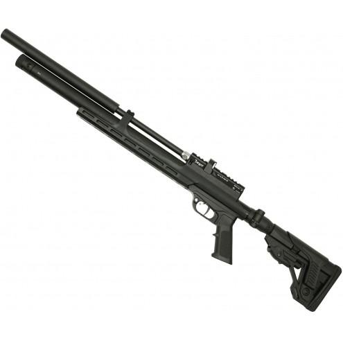 Пневматическая винтовка Jager (Егерь) SP Карабин 6.35 мм металл складной приклад