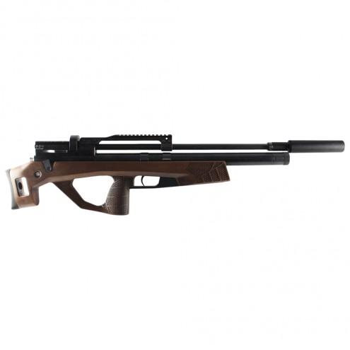 Винтовка пневматическая Horhe-Jager (Егерь) SP Булл-пап (полигональная нарезка ствола) 6,35 мм