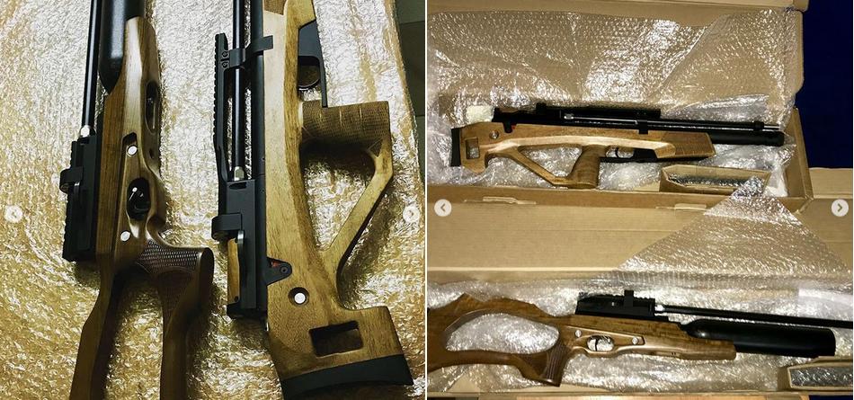 магазин PCP винтовок Jager
