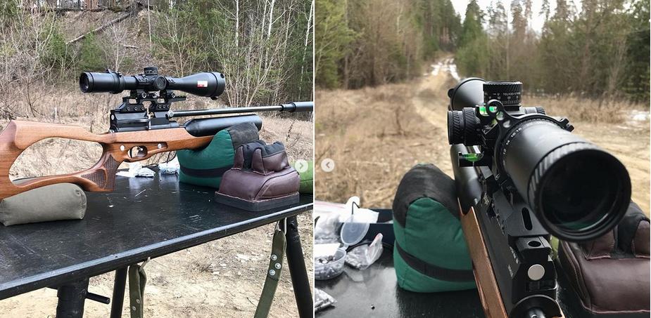 винтовки Егерь бренда Русская Оружейная Компания