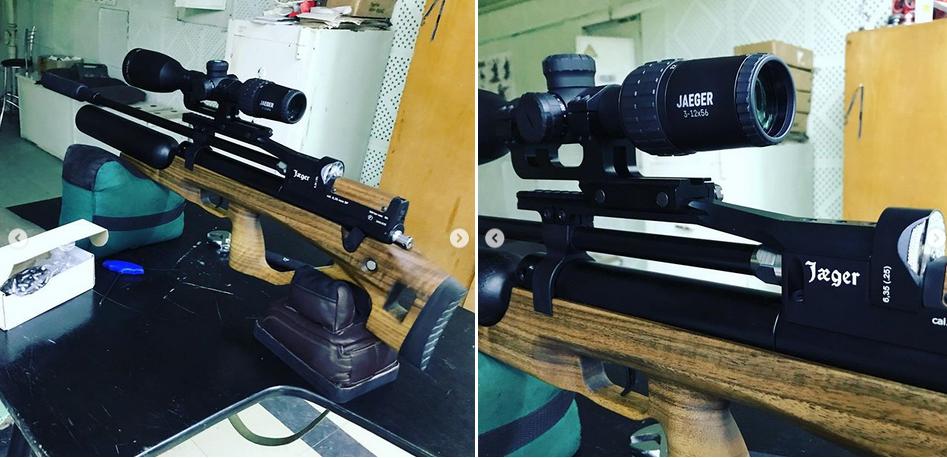 винтовки Егерь
